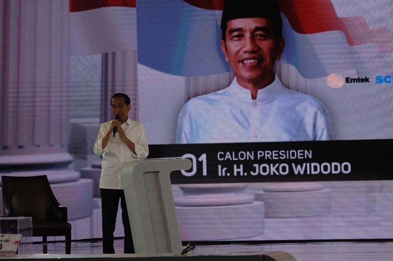 Jokowi: Pemerintahan Digital Melayani Dibutuhkan Negara Ini