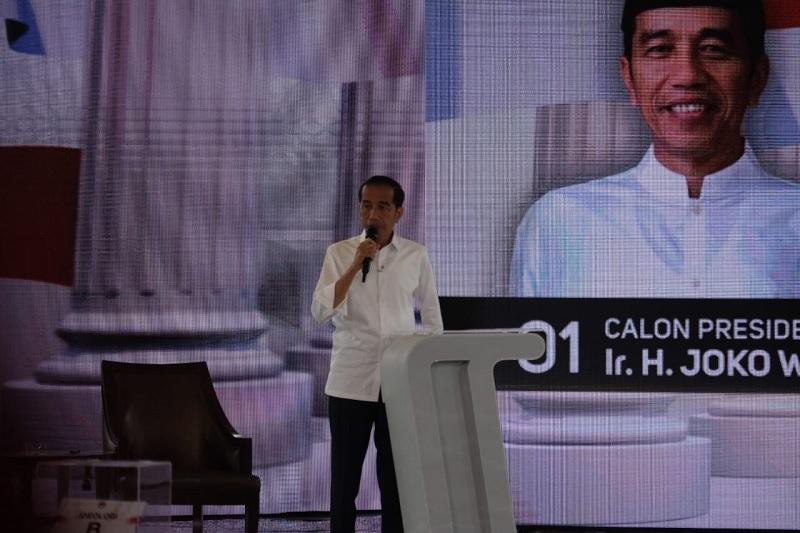 Jokowi Sebut dalam 20 Tahun ke Depan Tidak Ada Invansi
