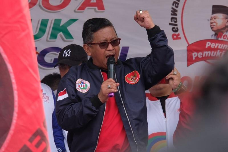 Hasto: Program DILAN Komitmen Jokowi untuk Berantas Korupsi