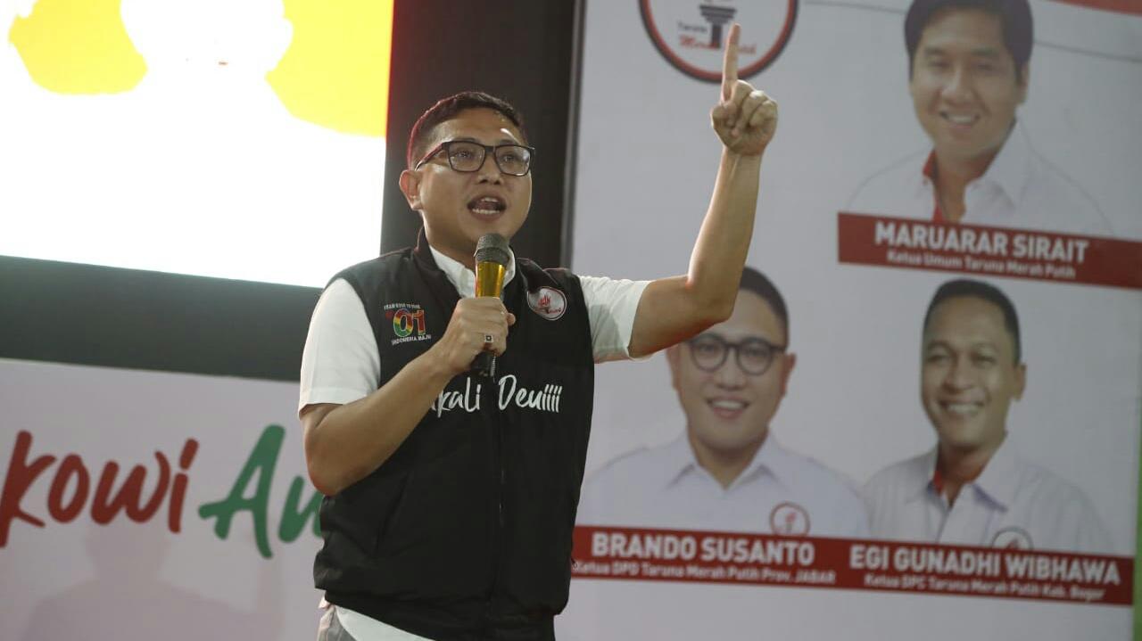 Milenial di Jawa Barat Ditantang Menangkan Jokowi