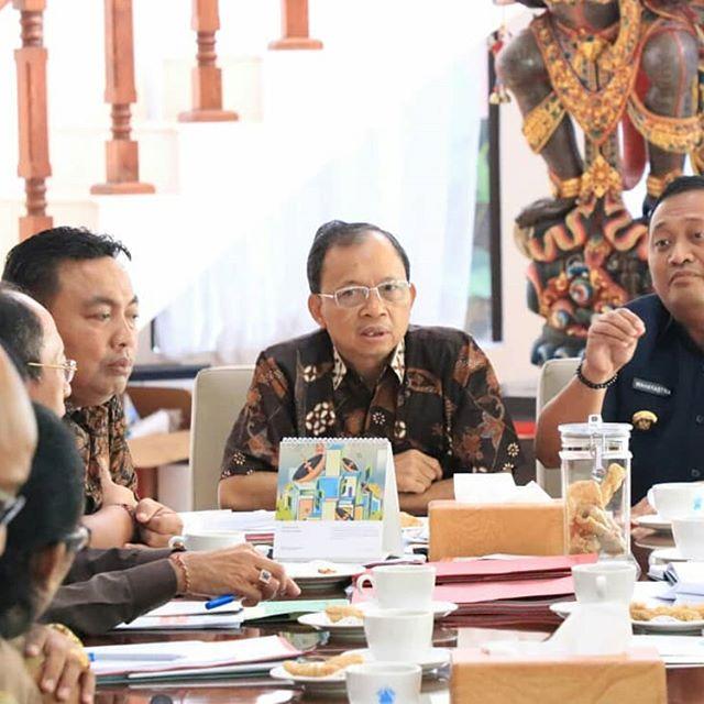 Koster: Bali Terdepan dalam Pengamalan Bhinneka Tunggal Ika