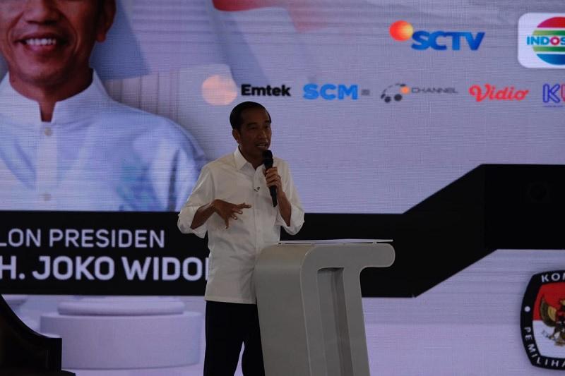 Diksi Jokowi, dari Thanos hingga DILAN