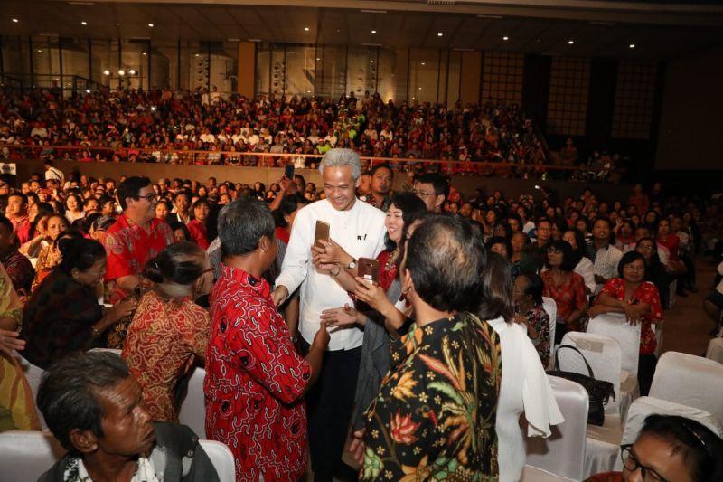 Ganjar: Jokowi Beri Perhatian Kasus Pengeroyokan Purworejo