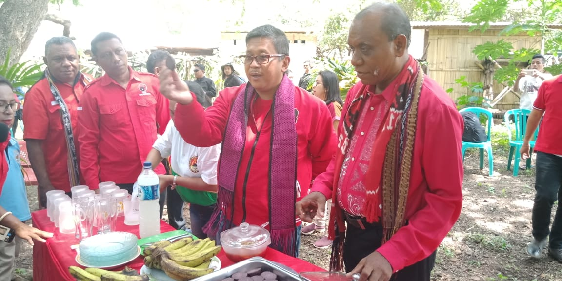 PDI Perjuangan Komitmen Serap Aspirasi Masyarakat Adat