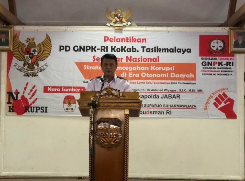 Anton Kantongi Nama Kepala Desa Penyeleweng Dana Bansos