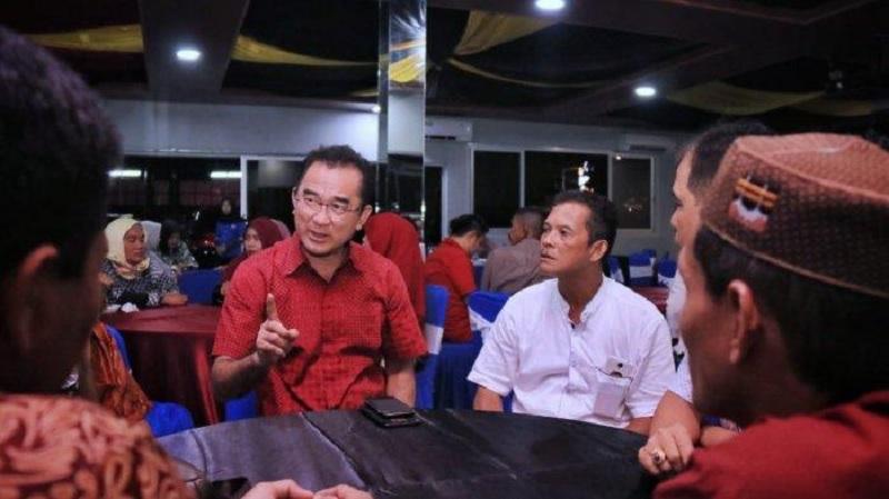 Rudianto: Infrastruktur Pasar Tradisional Harus Diperbaiki