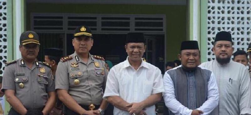 Berantas Korupsi di Desa, Anton Gandeng Polisi dan KPK
