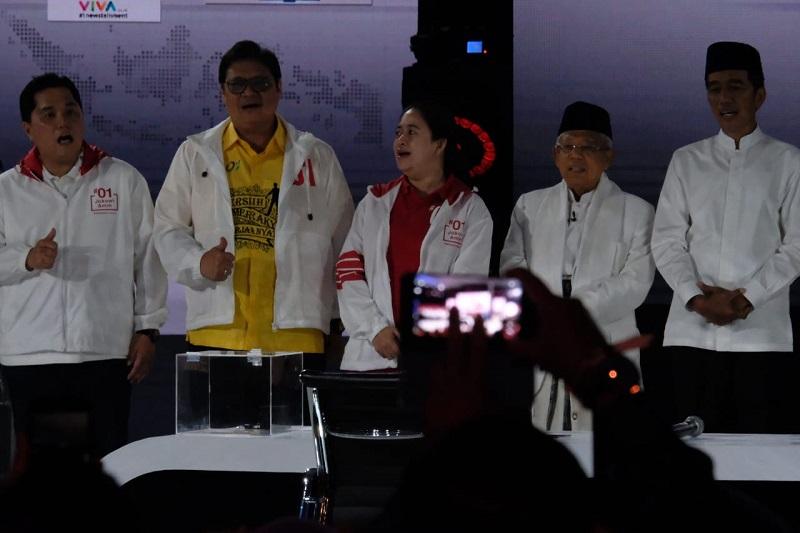 Jokowi-Amin Kenalkan Dewi Dedi untuk Pemberdayaan Perempuan