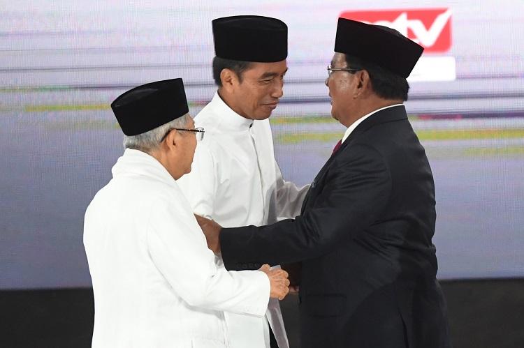 TKN Jokowi-Kiai Ma'ruf Sayangkan Ucapan Prabowo