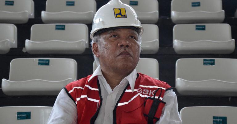 Menteri PUPR Sabet Gelar Warga Utama Pesisir Selatan
