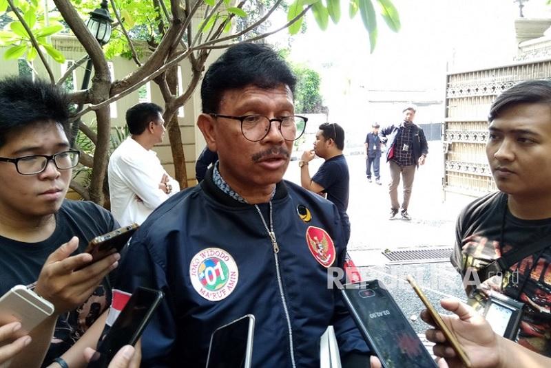 TKN Sambangi KPU, Klarifikasi Soal Pemilu di Luar Negeri