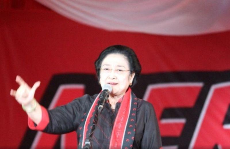 Megawati Gelar Monitoring Quick Count di Rumah Kebagusan