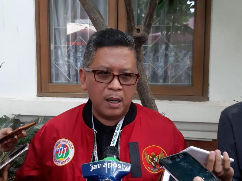 Hasto Pastikan Saksi Partai Siap Jaga TPS