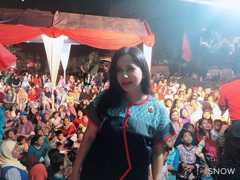 Desa Digital Jokowi Sejalan dengan Ibu Canggih Iis Sugianto