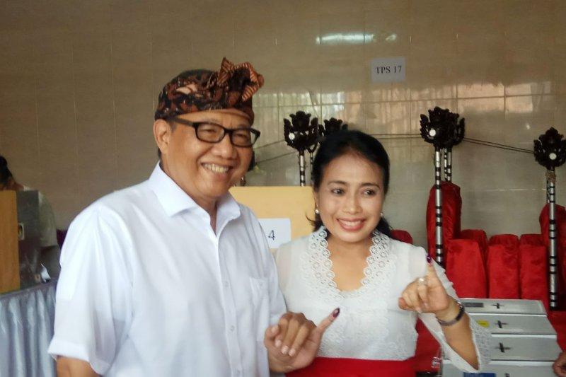 Puspayoga Optimistis Jokowi-Kiai Ma'ruf Menang