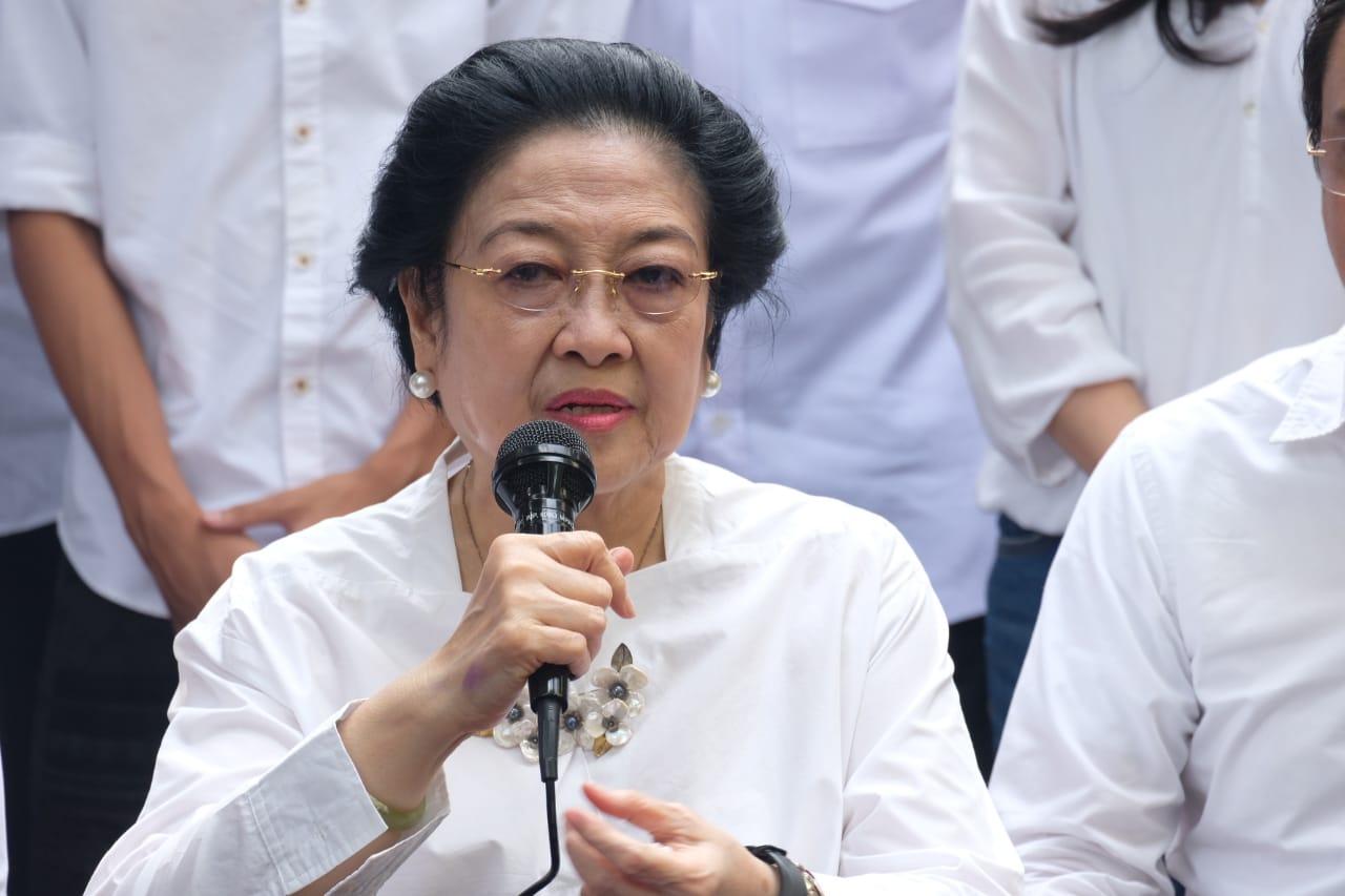 Pernah Kalah di Pilpres, Megawati: Saya Tidak Ribut