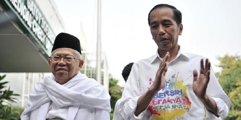 Jokowi-Ma'ruf Menang Telak di TPS 243 Pegadungan