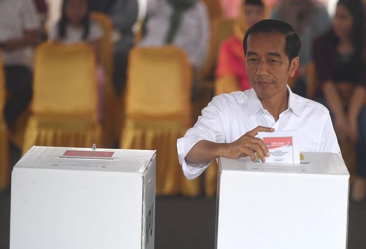 Mengejutkan, Jokowi-Ma'ruf Unggul di TPS Keluarga Cendana
