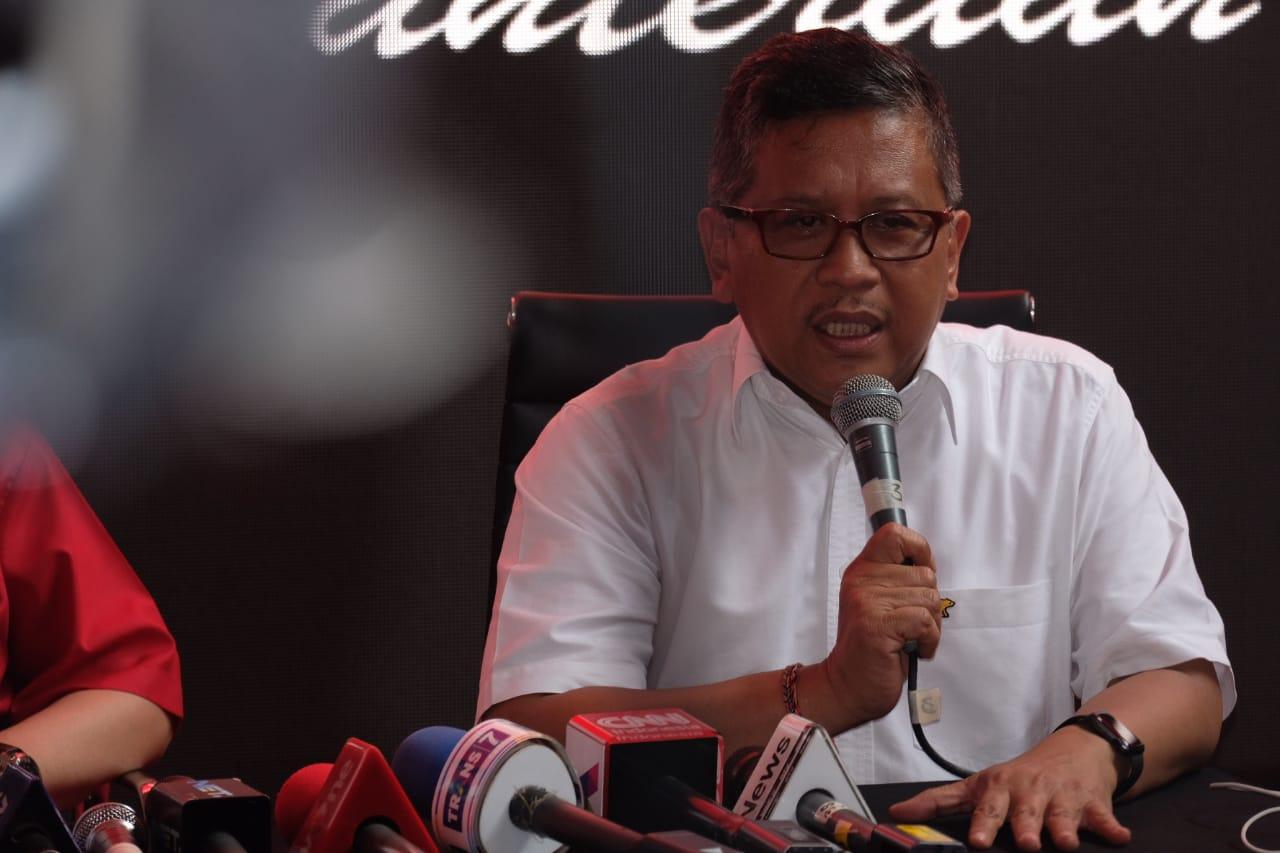 Koalisi Indonesia Kerja Berkumpul di Djakarta Teater