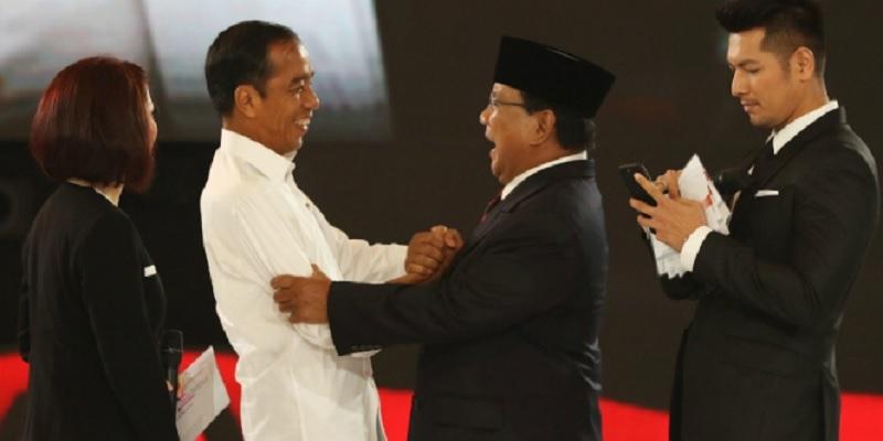 Quick Count IndoBarometer: Jokowi-Amin Ungguli Prabowo-Sandi