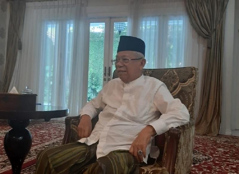 Kiai Ma'ruf: Klaim Prabowo Menangi Pilpres 2019 Biasa Saja