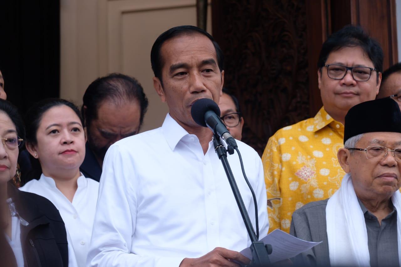 Ini 3 Faktor Kunci Antarkan Jokowi-Ma'ruf Menangi Pilpres