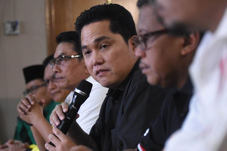 TKN: Jokowi-Kiai Ma'ruf Amin Menangi Pilpres