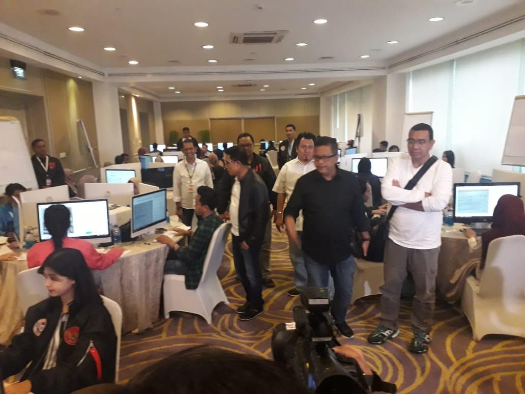 TKN Jokowi-Kiai Ma'ruf Buka 'War Room'