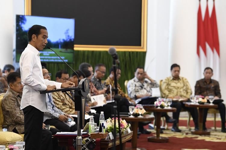 Jelang Puasa, Presiden Tekankan Stabilitas Harga
