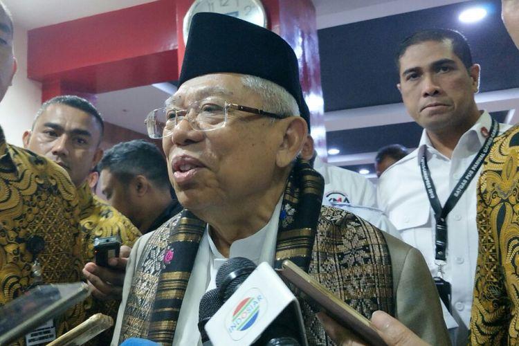 Jokowi-Ma'ruf Berupaya Rekonsiliasi dengan Prabowo-Sandi