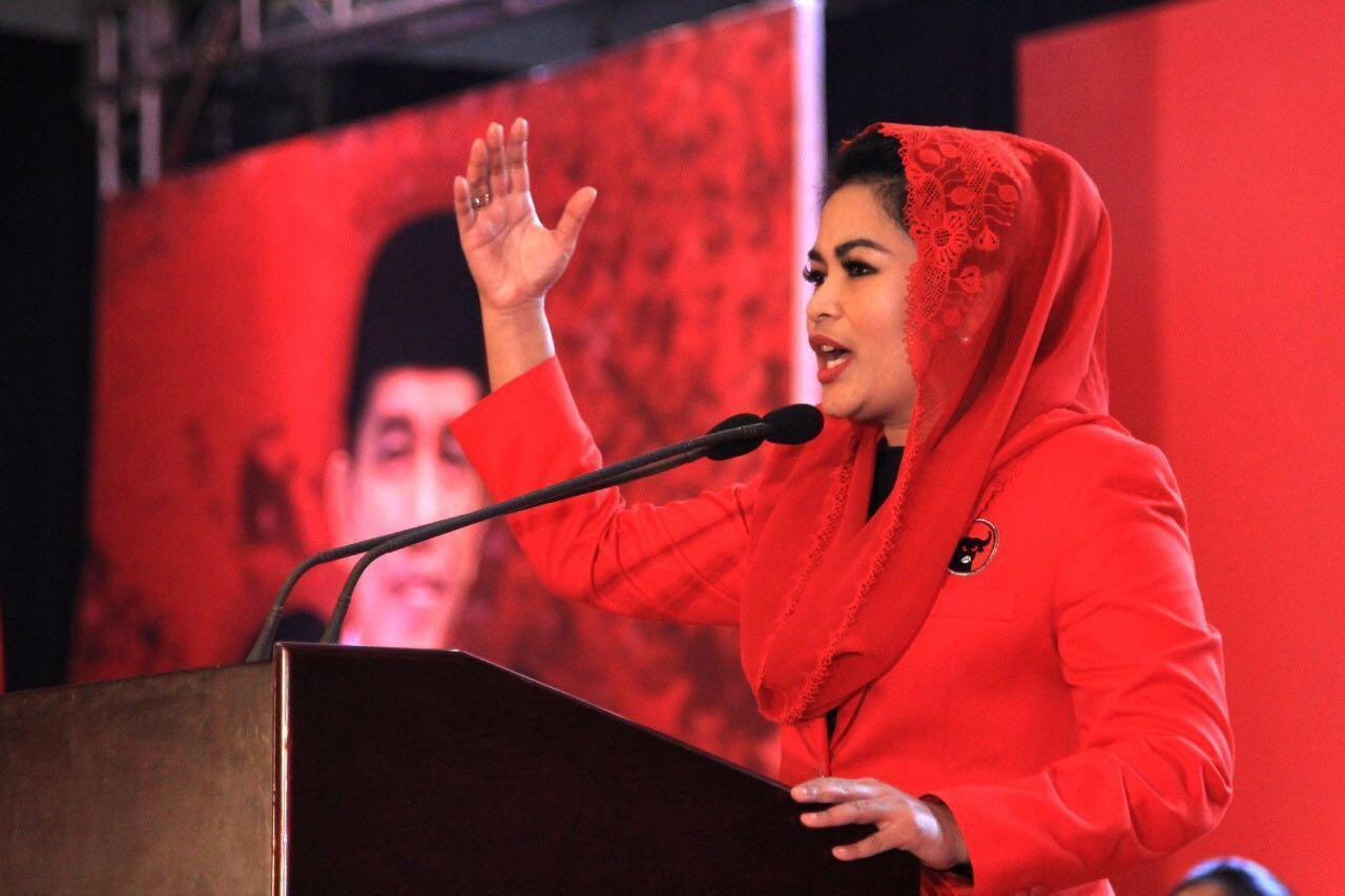 Puti Raih Suara Terbanyak di Dapil I Jatim Surabaya-Sidoarjo