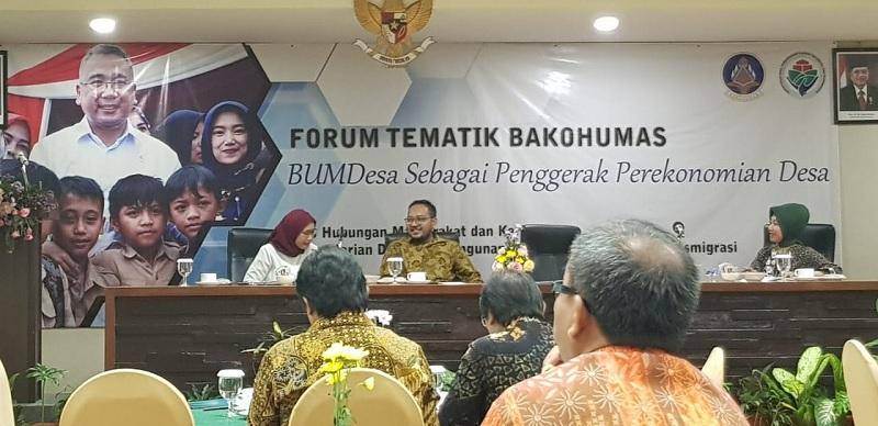 Jokowi Targetkan BUMDes Jadi Pemicu Pergerakan Ekonomi Desa