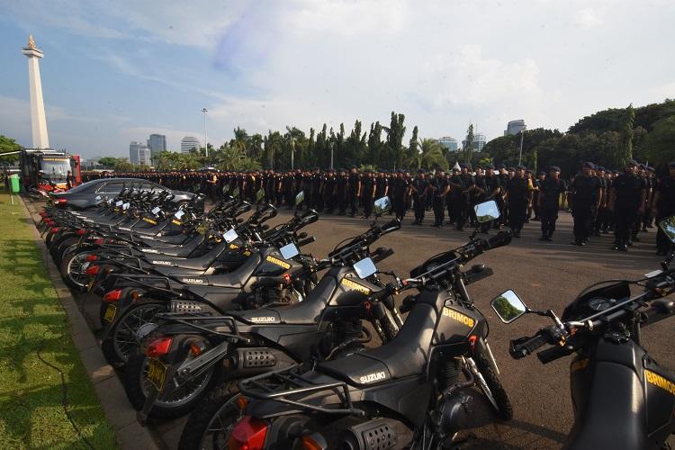 Pascapemilu, PDI Perjuangan Tegaskan Situasi Jakarta Aman