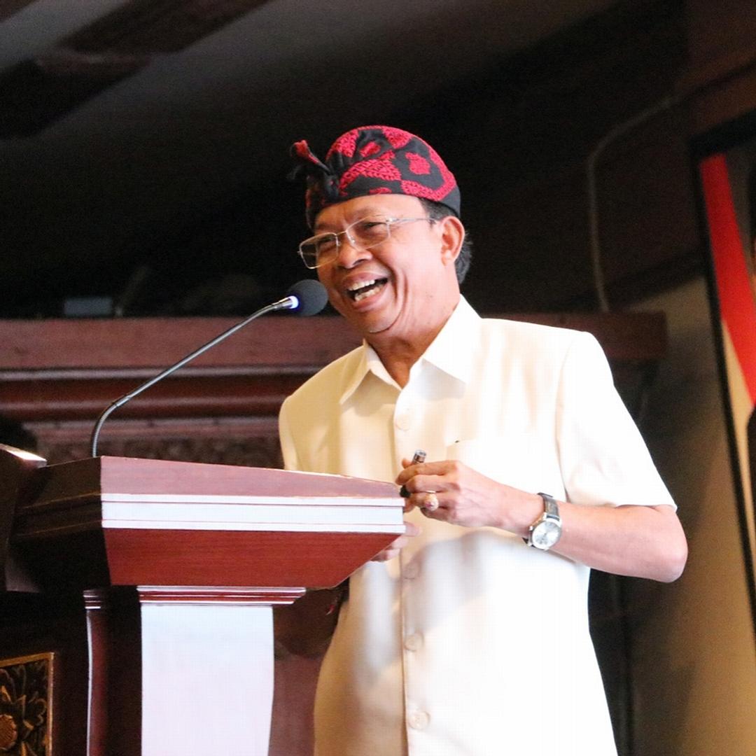 Koster Harapkan SDM di Bali Kompetitif dan Inovatif