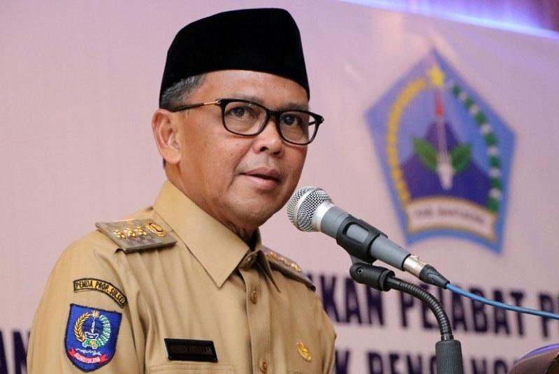 Nurdin Abdullah Restrukturisasi Pejabat Pemprov Sulsel
