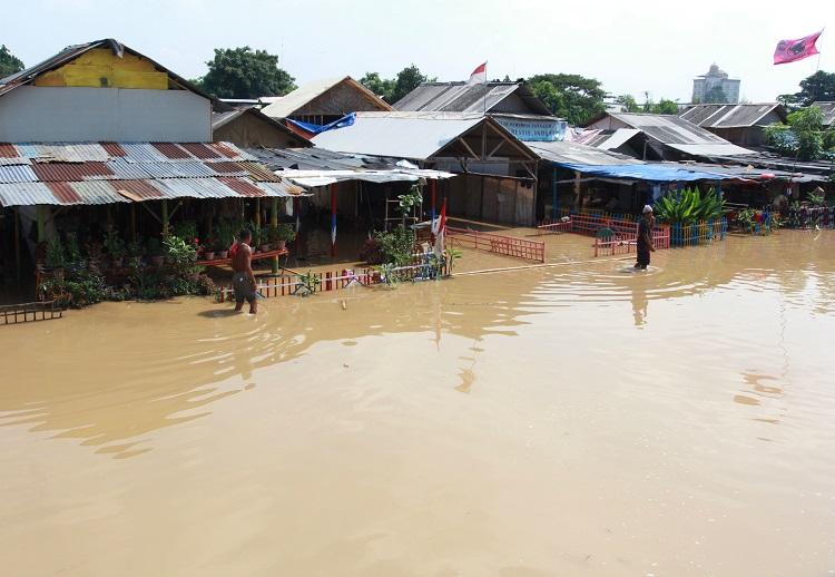 PDI Perjuangan Gelar Bakti Sosial Bantu Korban Banjir