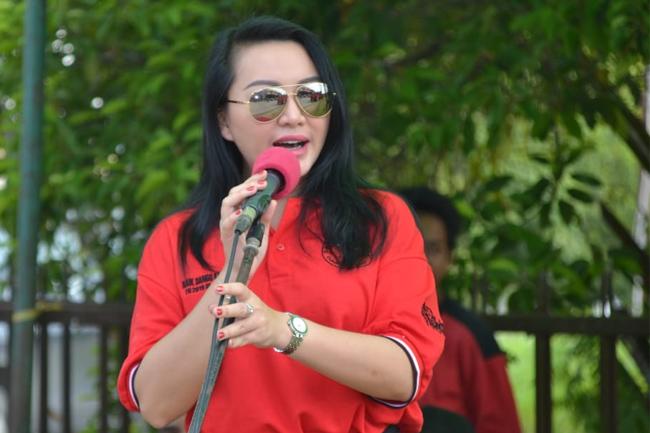 Karolin Harap Landak Jadi Lumbung Padi di Kalimantan Barat