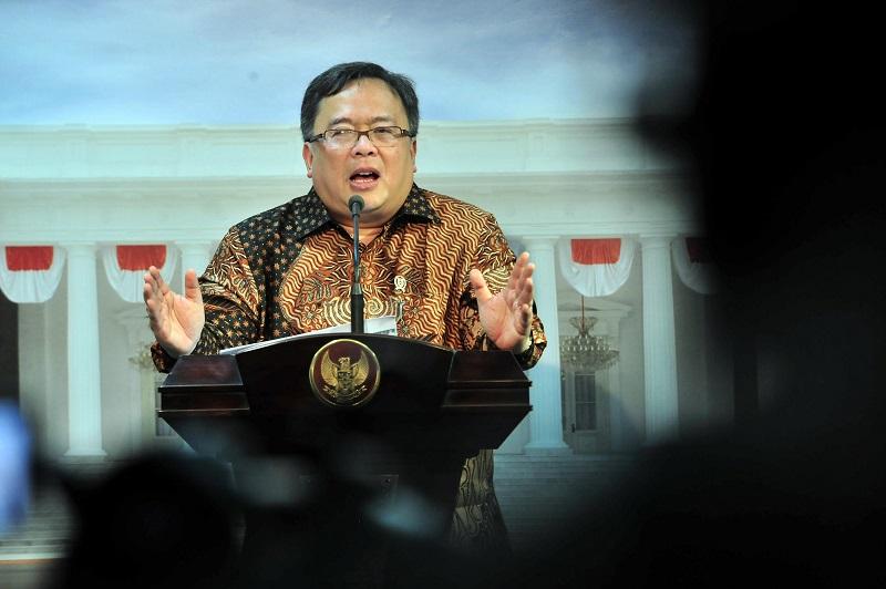 Bappenas: Presiden Pilih Ibu Kota Negara Pindah ke Luar Jawa