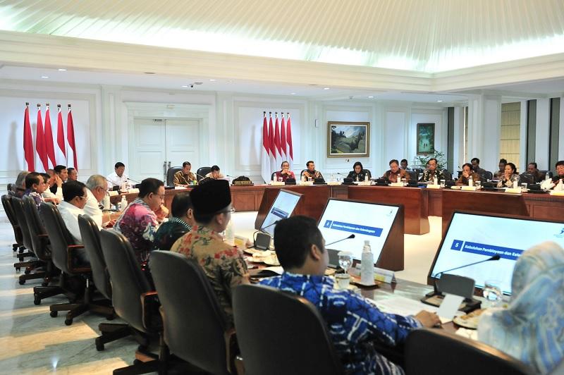 Pemindahan Ibu Kota Negara Butuh Rp323-Rp466 Triliun