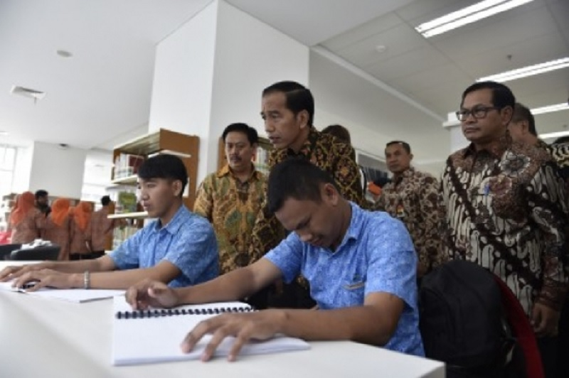 Pemerintah Jamin Fasilitas Akses Ciptaan Bagi Disabilitas