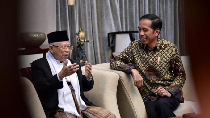 Jokowi-Amin Menang Telak di Toba Samosir