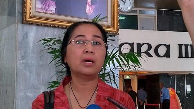 Eva Tegaskan Jokowi Berpihak Kepada Buruh