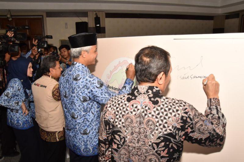KPK Ingin Semua Daerah Adopsi Pendidikan Antikorupsi Jateng