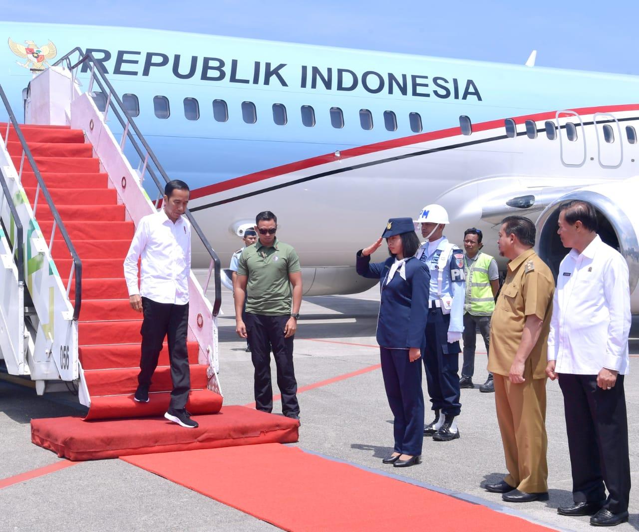 Presiden Jokowi Tindaklanjuti Rencana Pemindahan Ibu Kota