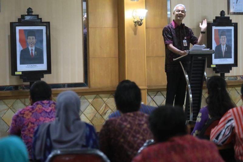 Pemprov Jateng Komitmen Wujudkan Reformasi Birokrasi