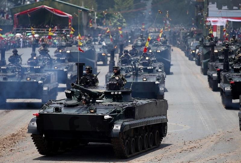 Jokowi Luncurkan Perpres Pengadaan Alat Pertahanan-Keamanan