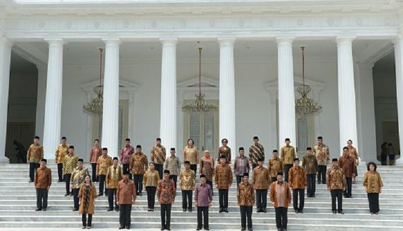 Rombak Kabinet Pasca Lebaran, Eva: Jokowi Tahu Yang Terbaik