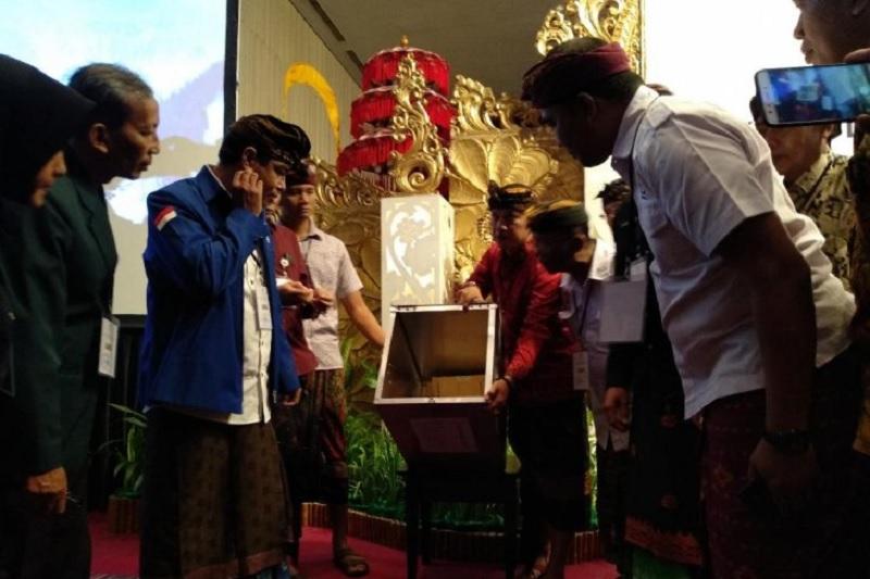 Luar Biasa, Jokowi-Amin Kuasai 92 Persen Suara di Bali