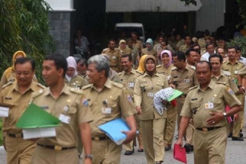 Presiden Teken PP Gaji, Pensiun, Tunjangan ASN/TNI/Polri