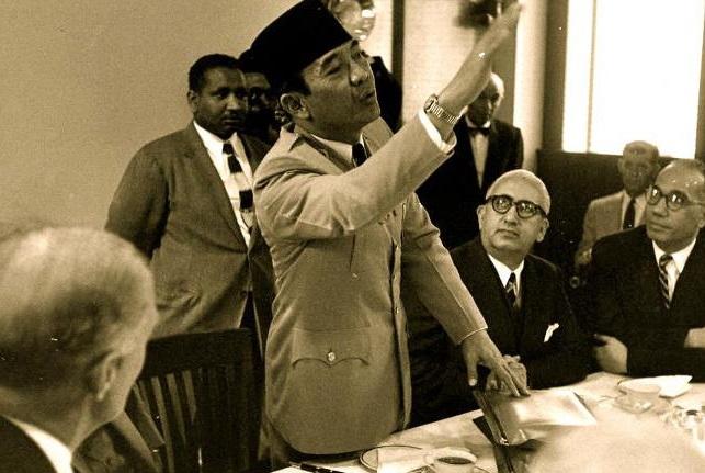 Sukarno dan Tata Ruang Geopolitik